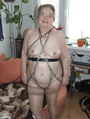 Free Mature Bondage Porn Pictures